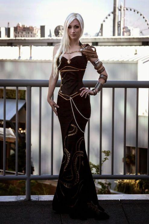 Modern Steampunk Fashion Women