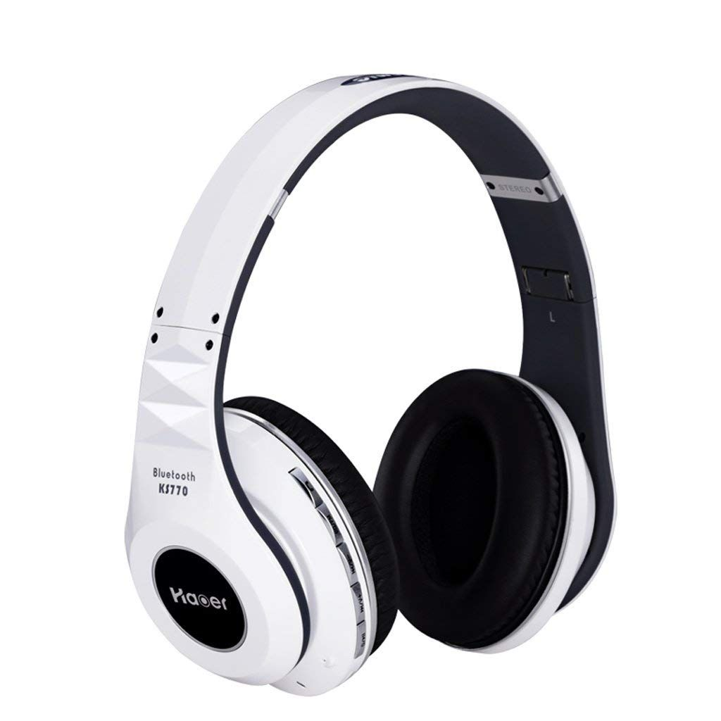 Yingui Bluetooth Wireless Headset Enjoys Bass