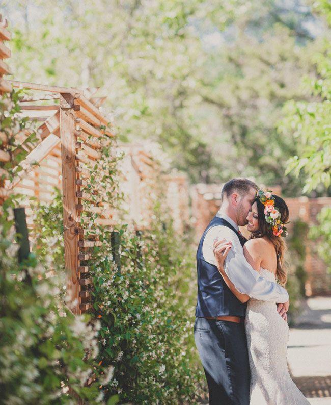 Rustic, Santa Fe Inspired Wedding: Laura + Jon   Temecula ...