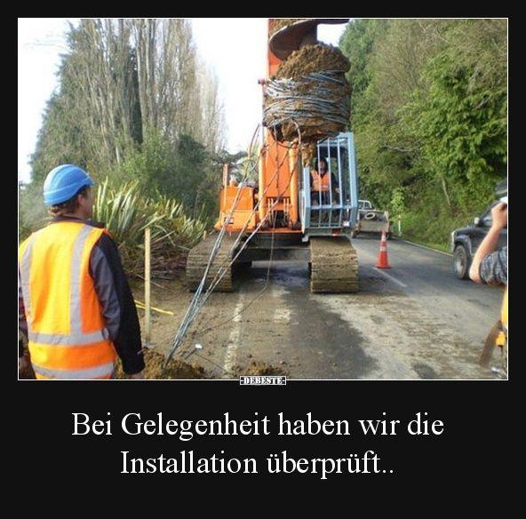 Lustige Bilder Vom Bau