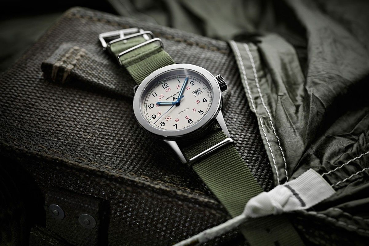 The Longines Heritage Military COSD Combines History and Performance | Highsnobiety