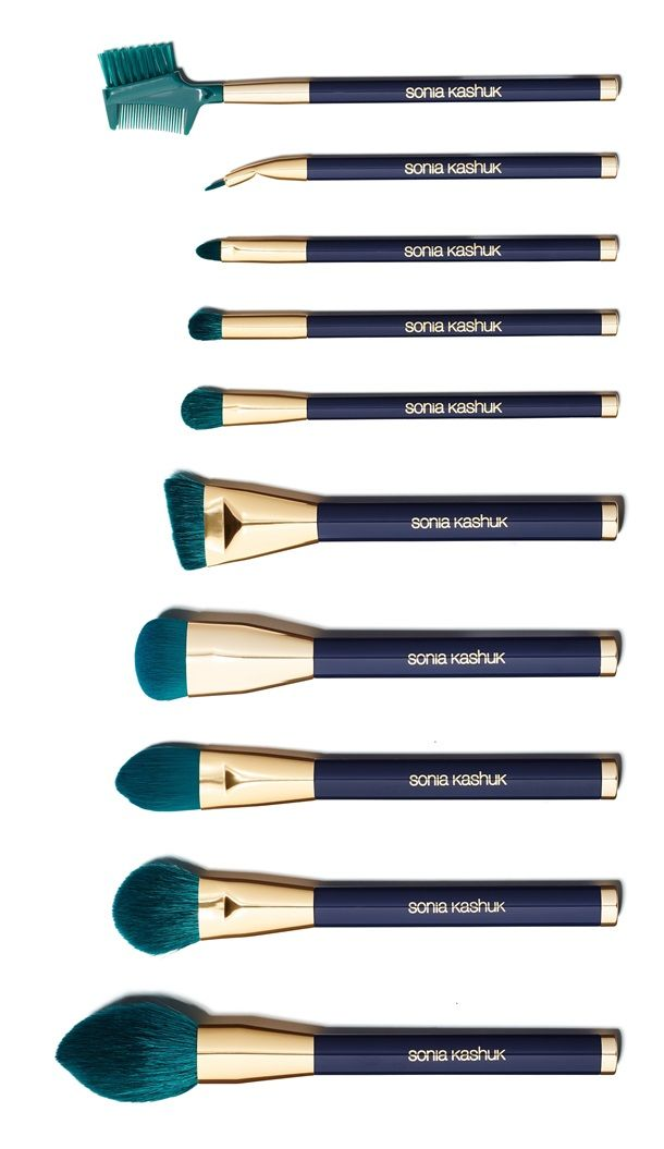 Limited Edition Sonia Kashuk Brush Sets For Fall 2015 Musings Of A Muse Juego De Brochas De Maquillaje Brochas De Maquillaje Kits De Maquillaje