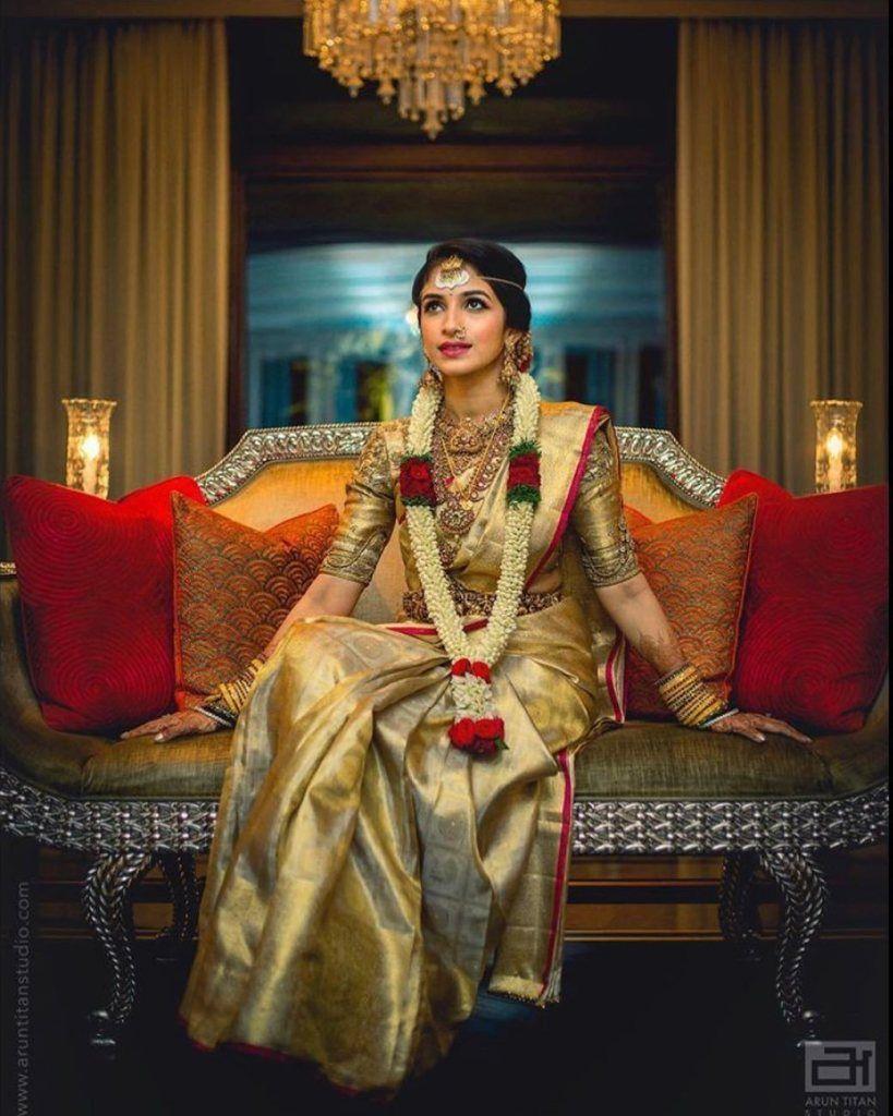 Photo of 30 Bridal Kanjeevaram Sarees I'm Loving This Month – Frugal2Fab