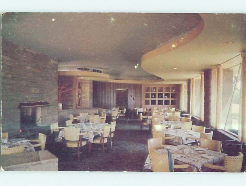 Unused 1950s Win Schulers Restaurant St Saint Joseph Michigan Mi
