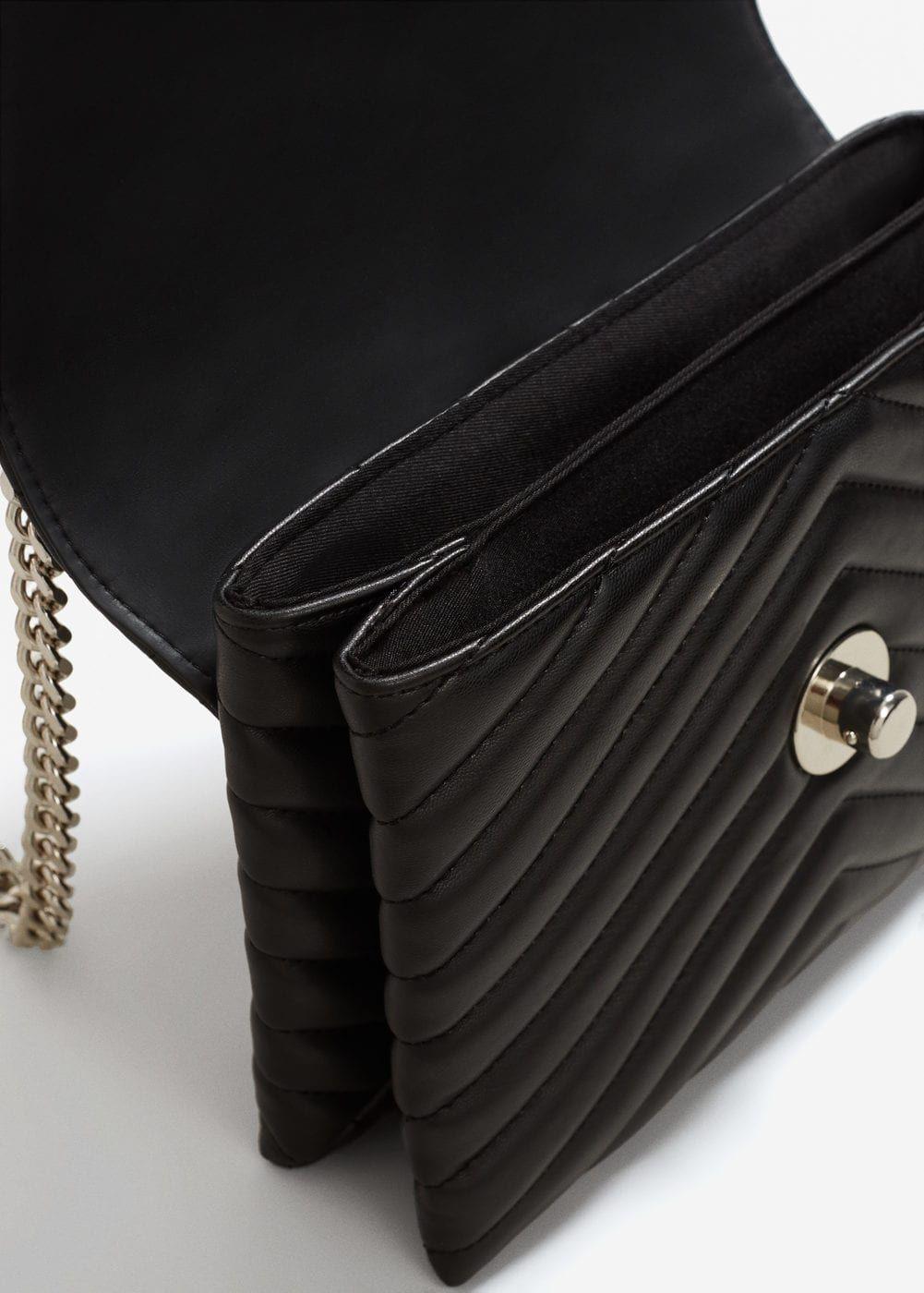 0baddf4445ab2 Zincirli kapitone çanta - Kadın | şeyler | Bags, Shoulder bag, Women