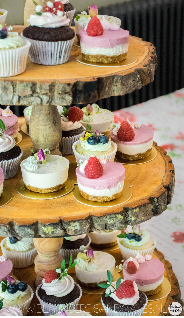 Vegan Sweet Table Voor Een Bruiloft Voor Vegan Taart