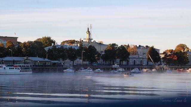 Pori and Kokemäenjoki river.