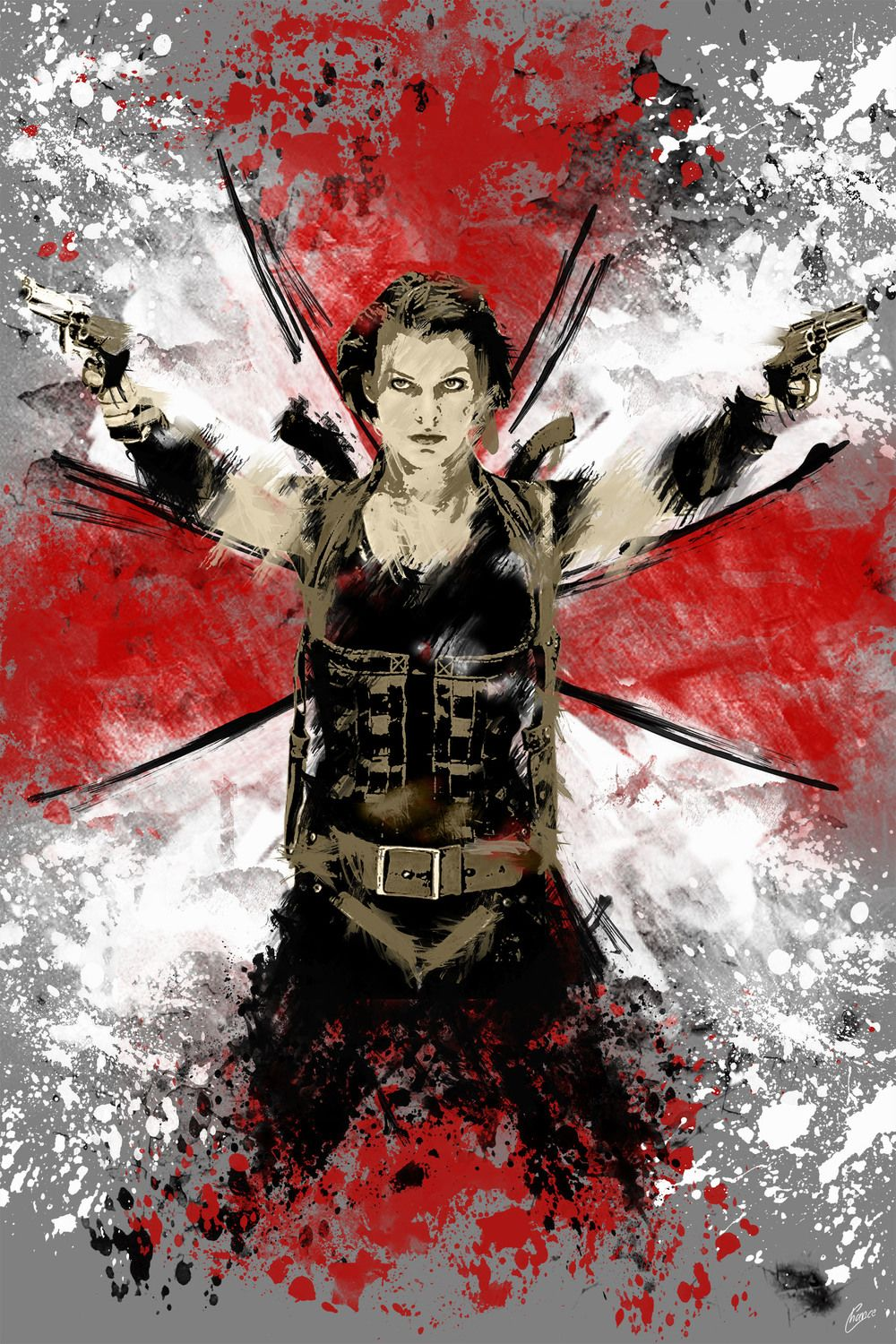 Stand up against the Umbrella Corporation Order today