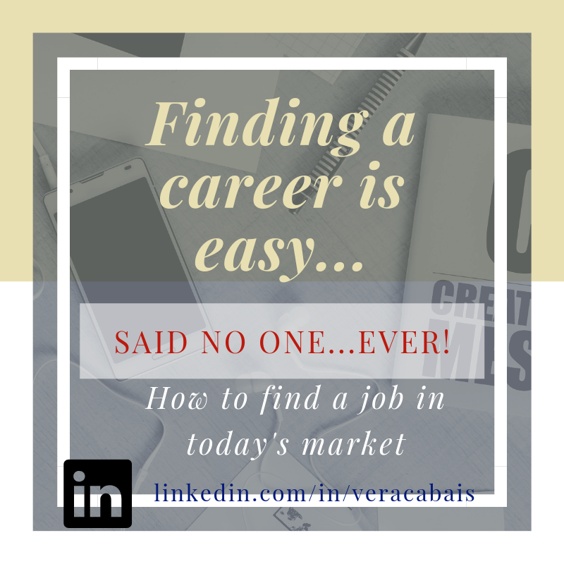 Find a career in today's job market online. Tips from a