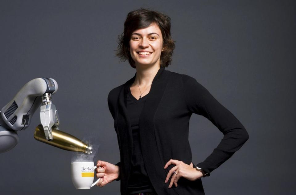 Keeping Robots Friendly: Meet The Woman Teaching AI About