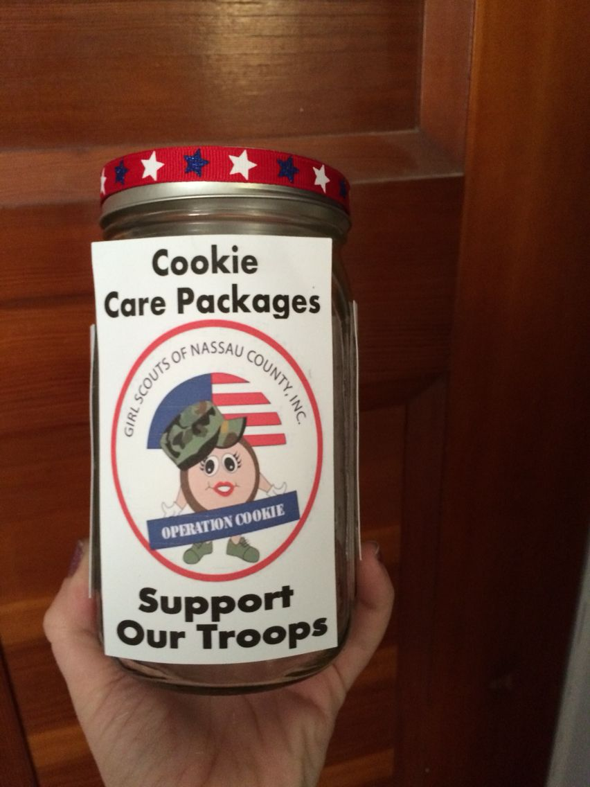 Operation cookie