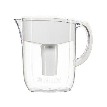 Amazon.com: Brita Everyday Water Filter Pitcher: Kitchen & Dining