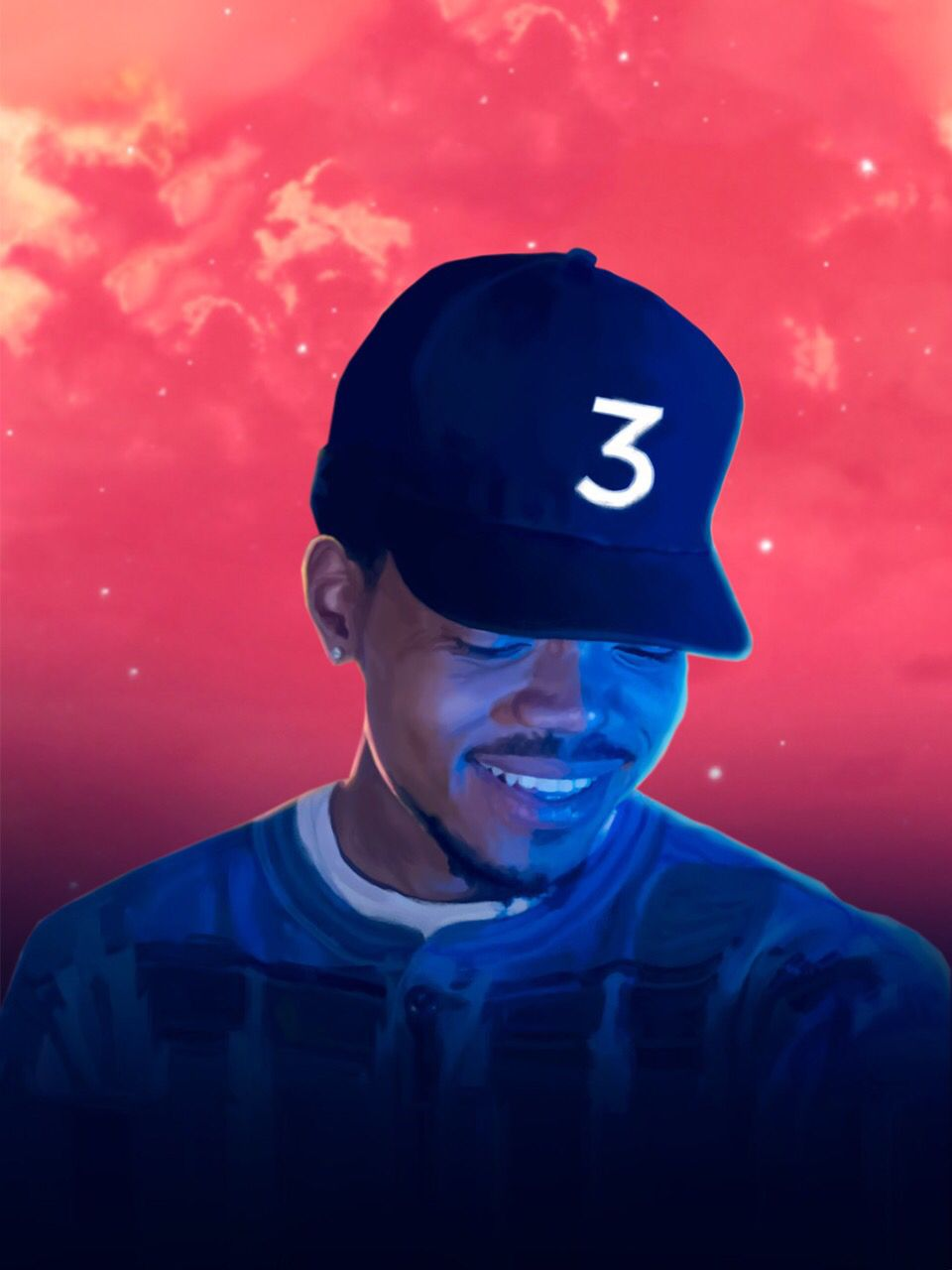 Pin By Tae On Photoart Coloring Book Album Mixtape Cover Chance The Rapper