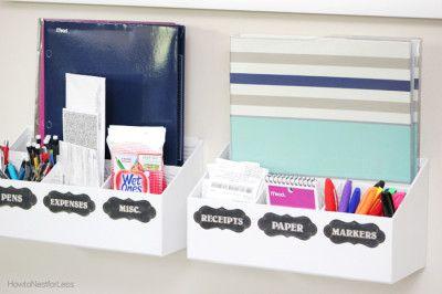 kitchen command center ideas
