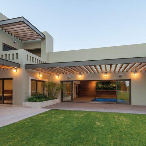 Techo para terraza pa casa planos - Terrazas de casas modernas ...