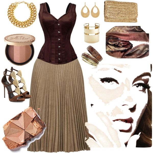 night on the town by davidanatale on Polyvore featuring polyvore fashion style Louis Vuitton Topshop Giuseppe Zanotti H&M Irene Neuwirth By Malene Birger A.V. Max