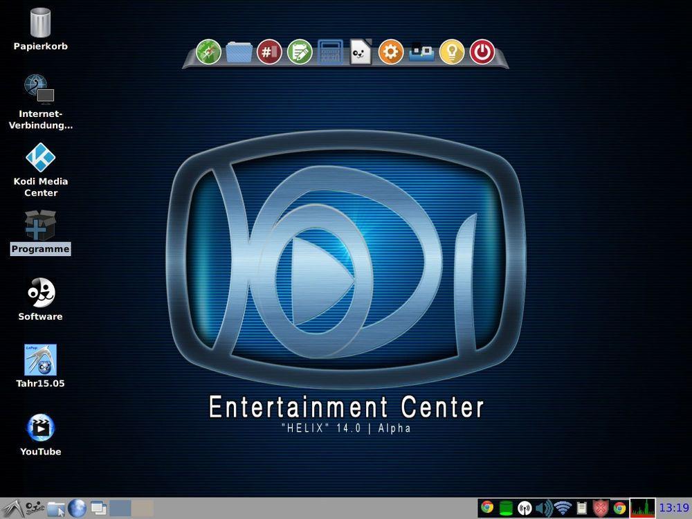 Fresh Futro S mini PC thin client Linux Kodi TV MULTIMEDIA Zubeh r GB SD