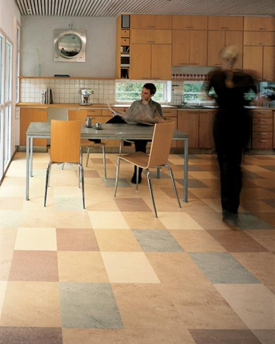 Look Marmoleum Flooring Austin Apartment Therapy