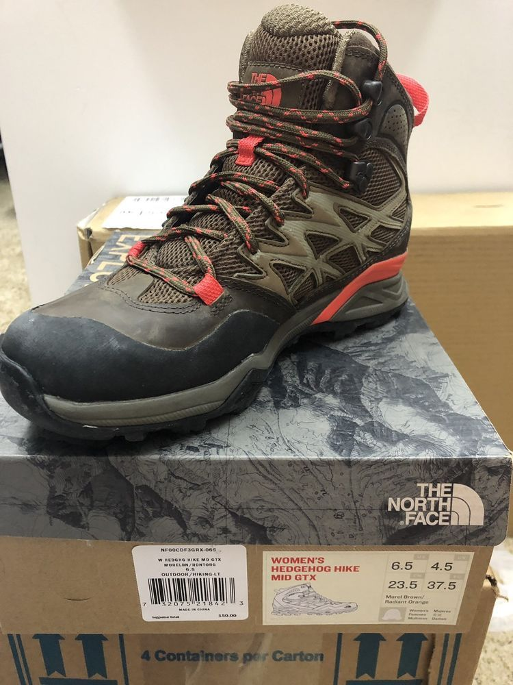 992ccdb329 The North Face womans Hedgehog Hike Mid GTX  fashion  clothing  shoes   accessories. Visit. January 2019