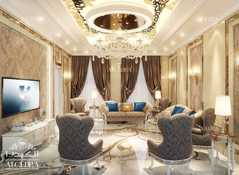Family Sitting Room Design for Home Family