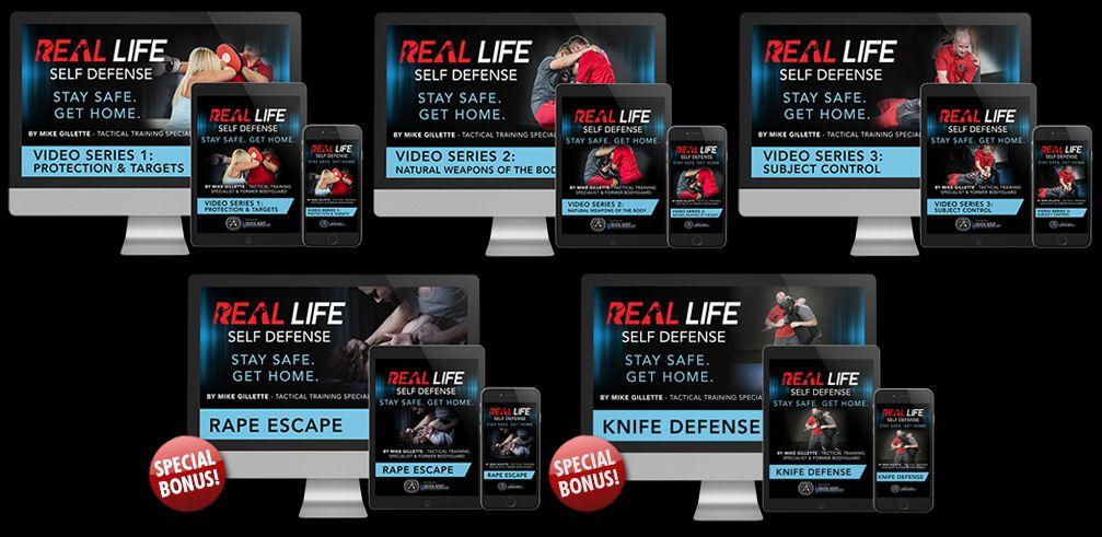 REAL LIFE Self-Defense | Self defense, Self defense tips, Real life