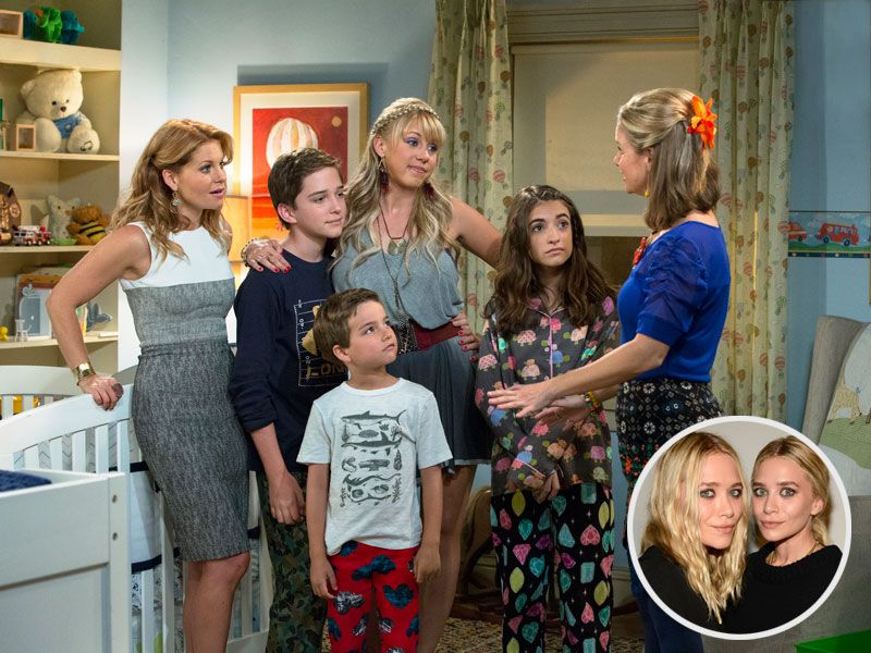 the fuller house family on their hopes for a season 2 and why michelle could still return