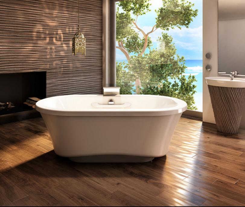 Amazing bathroom design! @BainUltra is proud to present its new AMMA ...