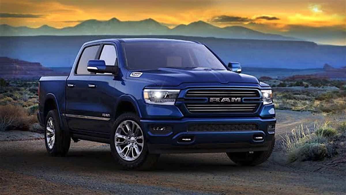 New Texas Only Laramie Southwest Edition Joins Ram 1500 2020 Lineup In 2020 Ram Trucks Laramie Ram 1500
