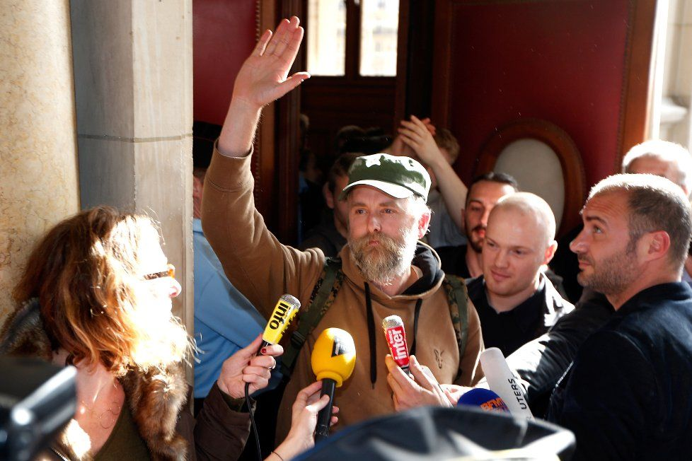Justice for Varg Vikernes and his family.   People ...