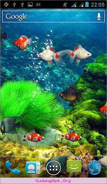 Pin On Aquarium Live Wallpaper