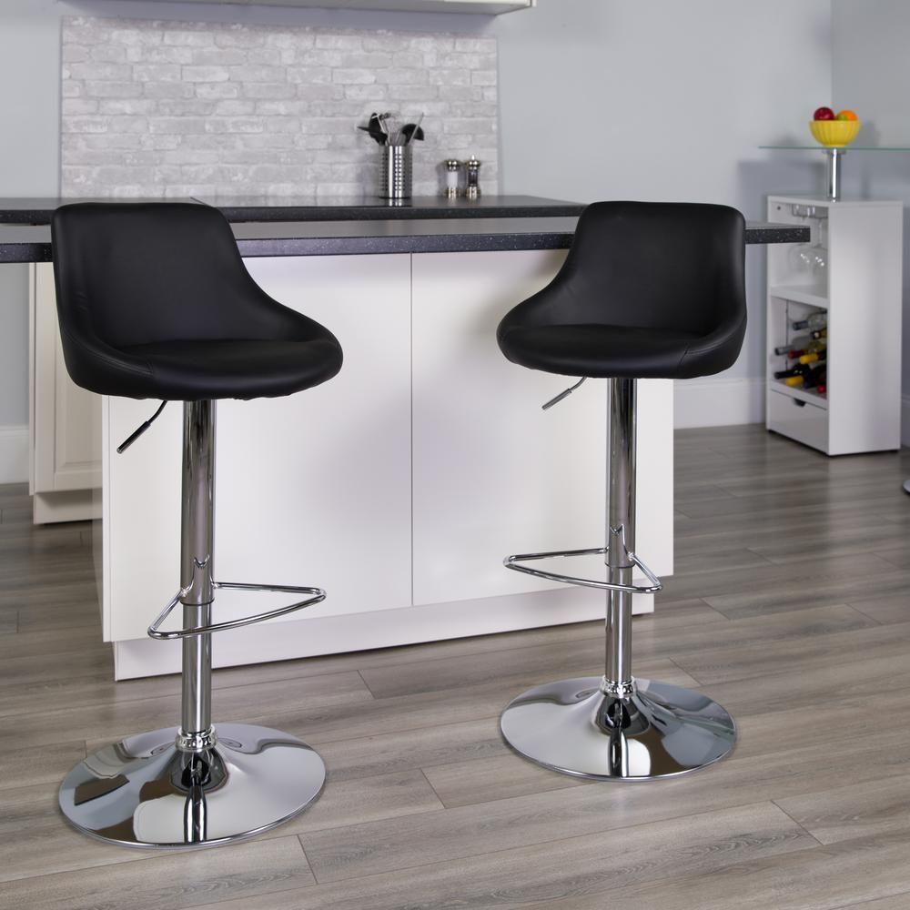 72154d5a28802d91f3006ebb1fce1334 - Better Homes And Gardens Adjustable Bar Stool Black
