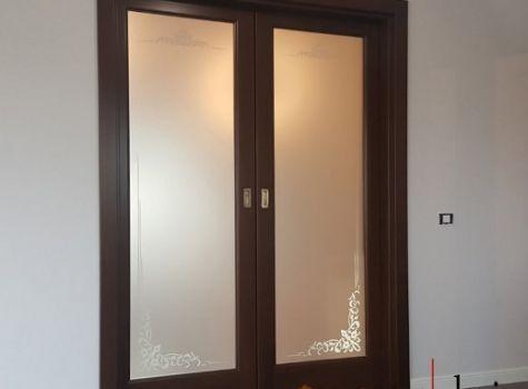 ferestre lemn stratificat geamuri usi interior lemn stratificat