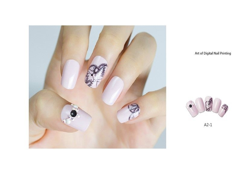 One Of Our High Definition Nail Art Designs From The Digital Nail