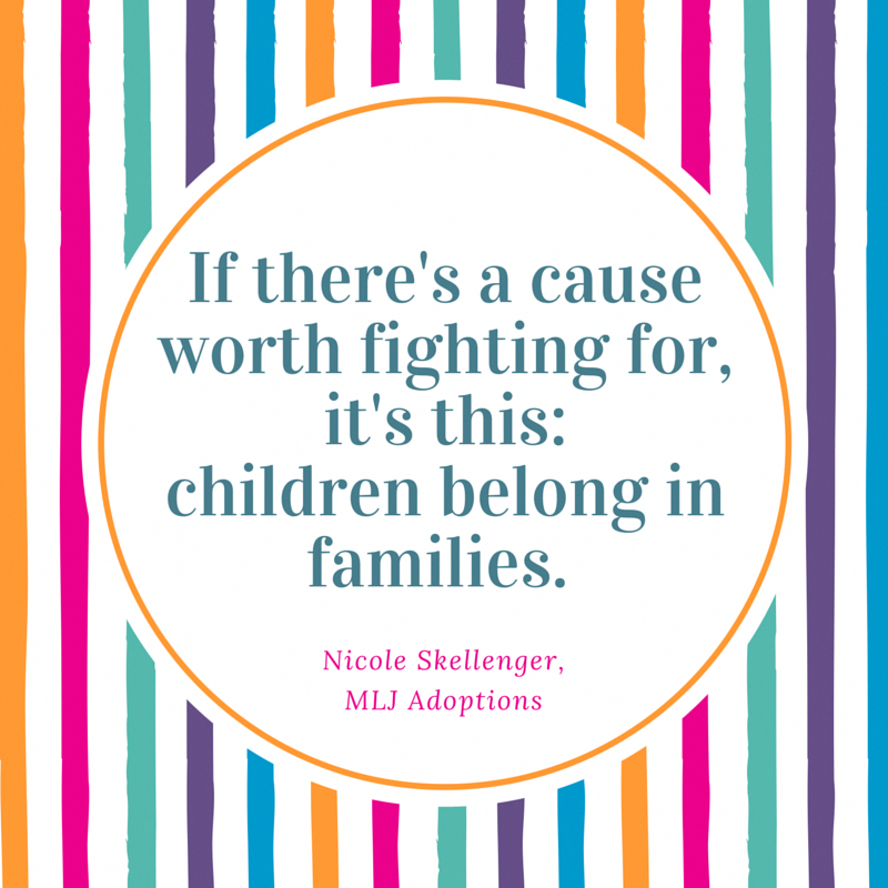 Another Year of International Adoptions Declining Despite Children in Needs of Families Rising - #adoptionquotes
