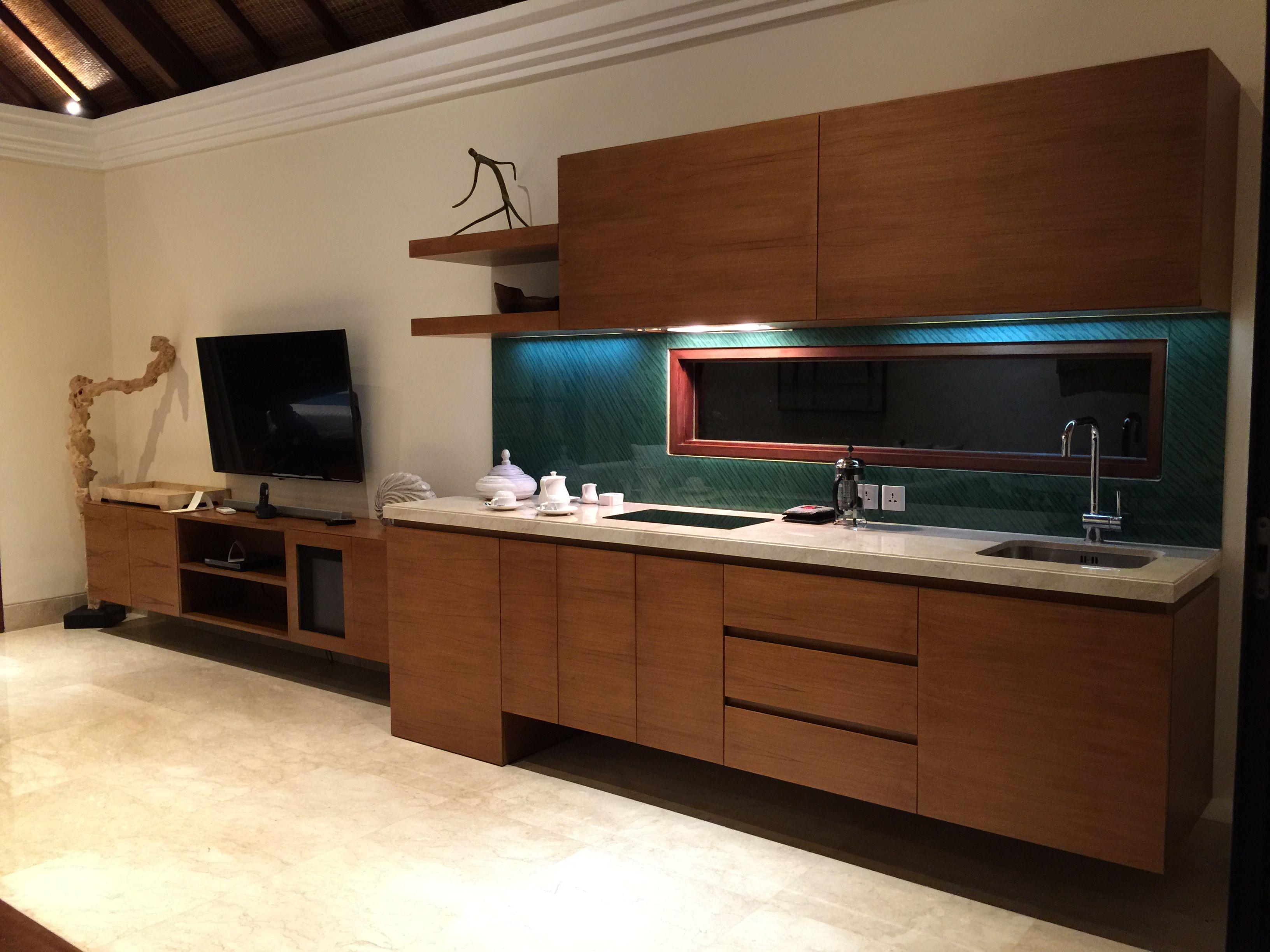 Kitchen by Area Bali Design with Designer Mink