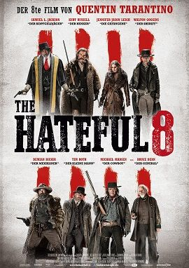 Tám Hận Thù - The Hateful Eight