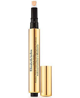 Elizabeth Arden Flawless Finish Corrector Highlighter Pen Makeup Beauty Macy S Elizabeth Arden Flawless Finish Elizabeth Arden Eyebrows Cosmetics