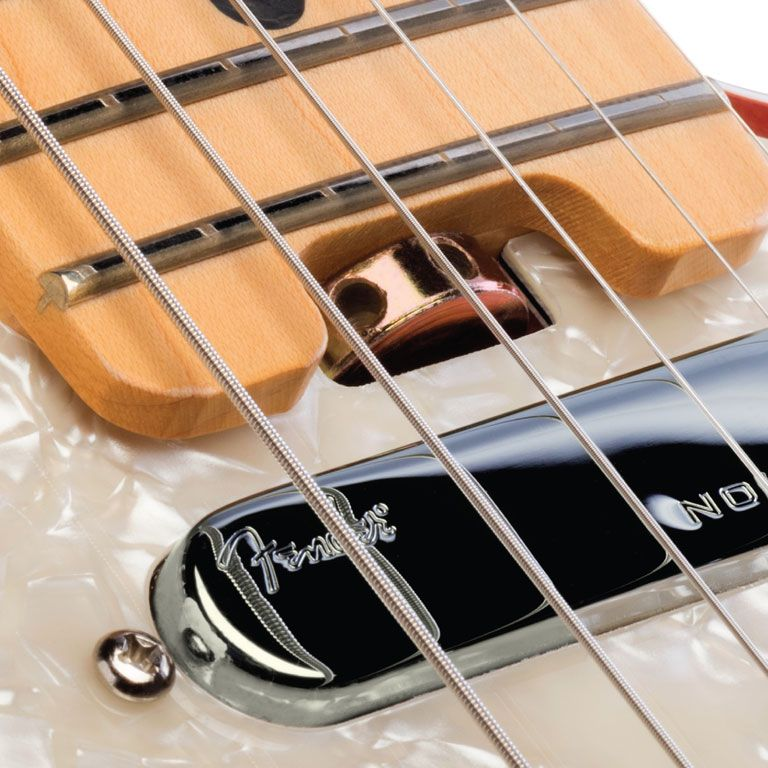 American Elite Series Fender Bass Guitar Guitar Telecaster Neck