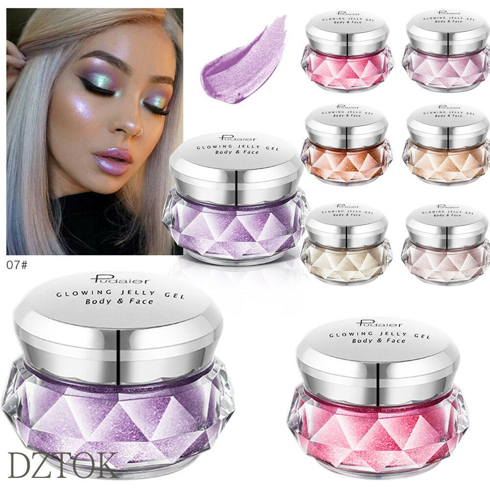 Details about New Jelly Gel Highlighter Make Up Concealer