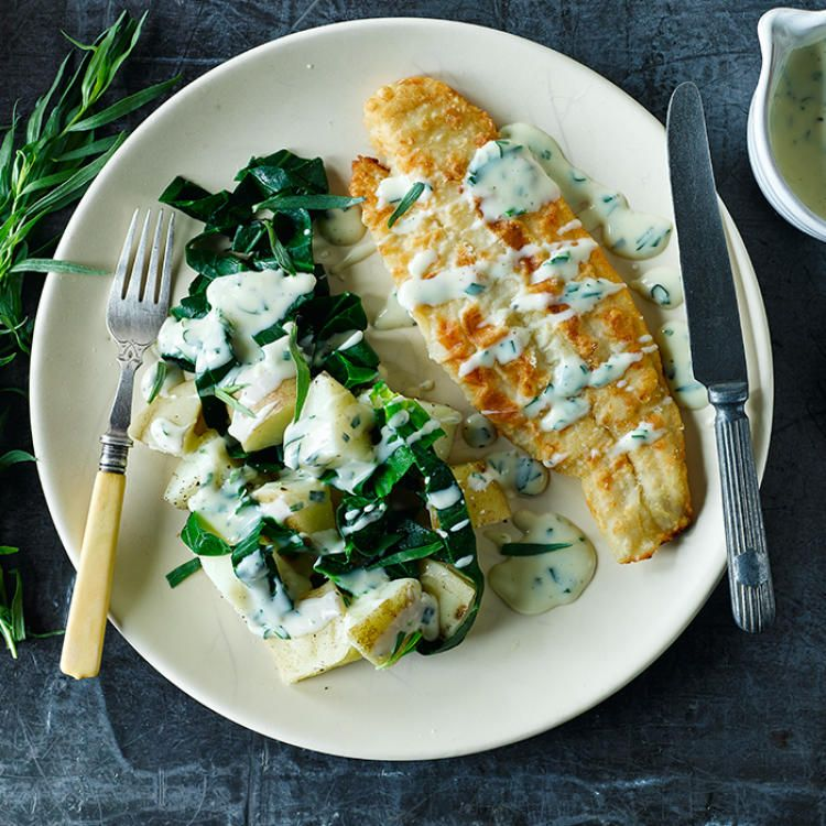 recipe: tarragon sauce for fish [14]