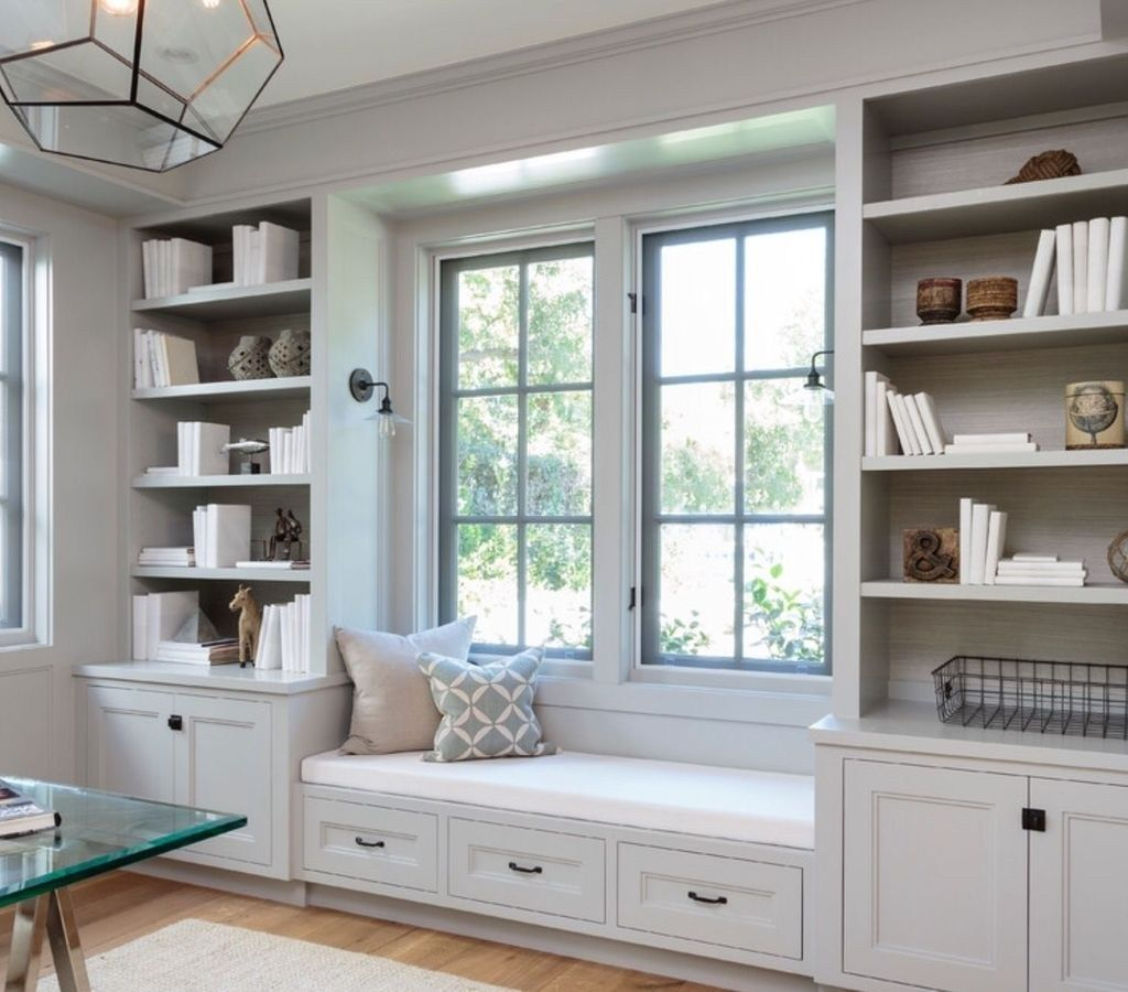 Kitchen With Bay Window Layout: 42 Inspiring Cozy Window Seat Ideas