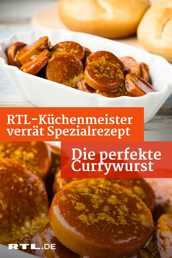 Photo of El currywurst perfecto: receta de RTL-Küchenmeister