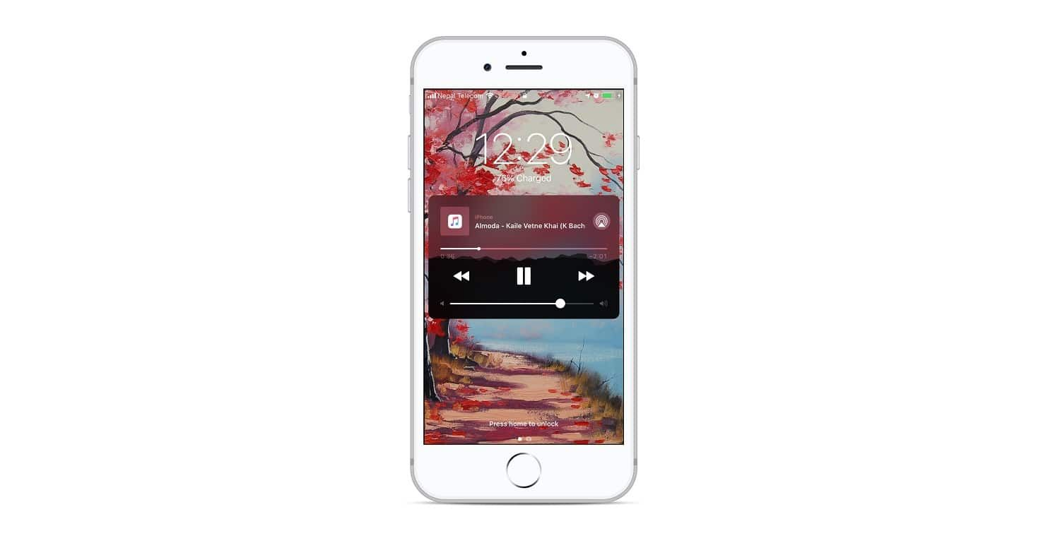 iPhone: Get An Audio Visualizer On Music App With Mitsuha