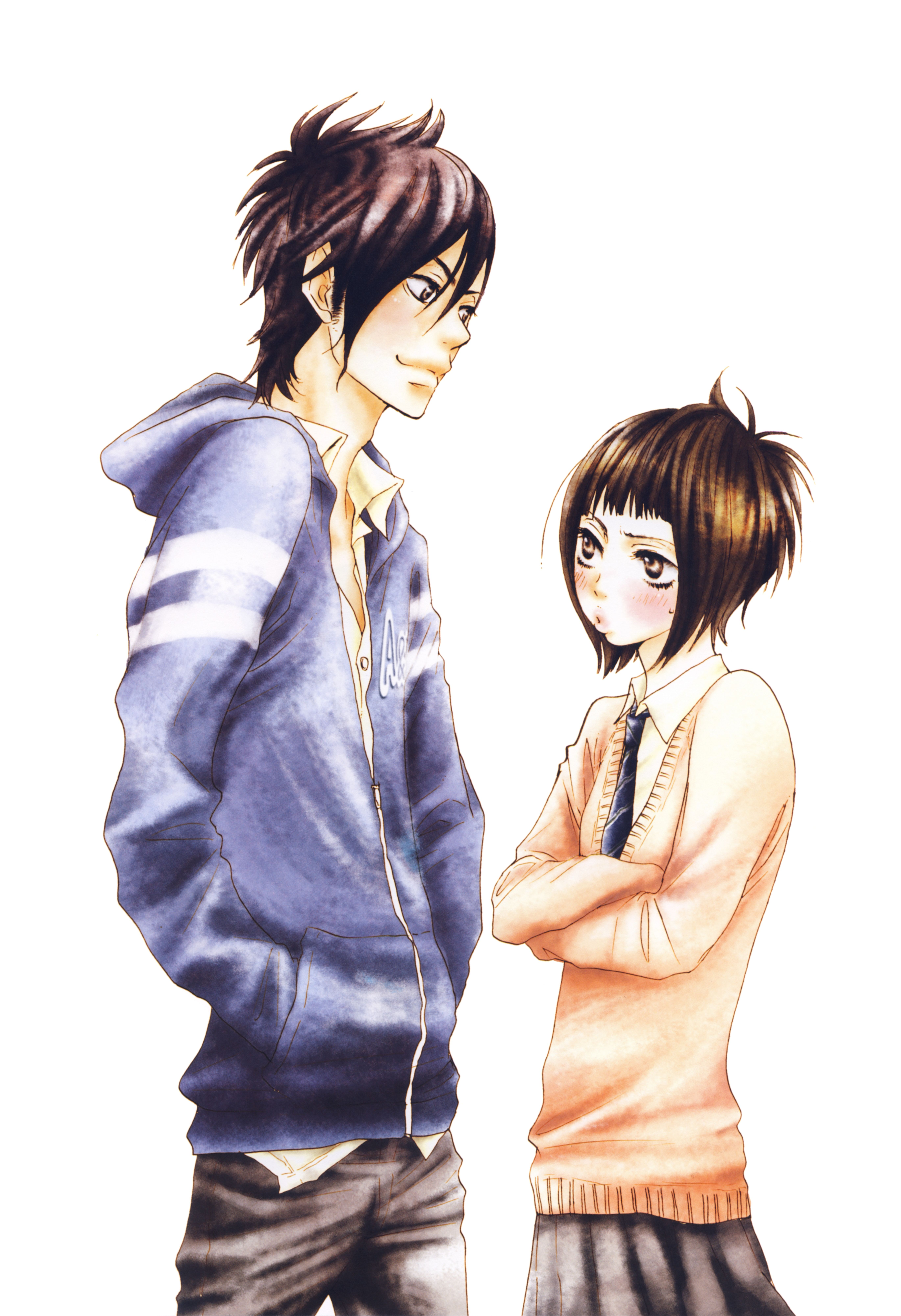 Say I Love You Volume 01 Kanae Hazuki Zexcs Tachibana Mei