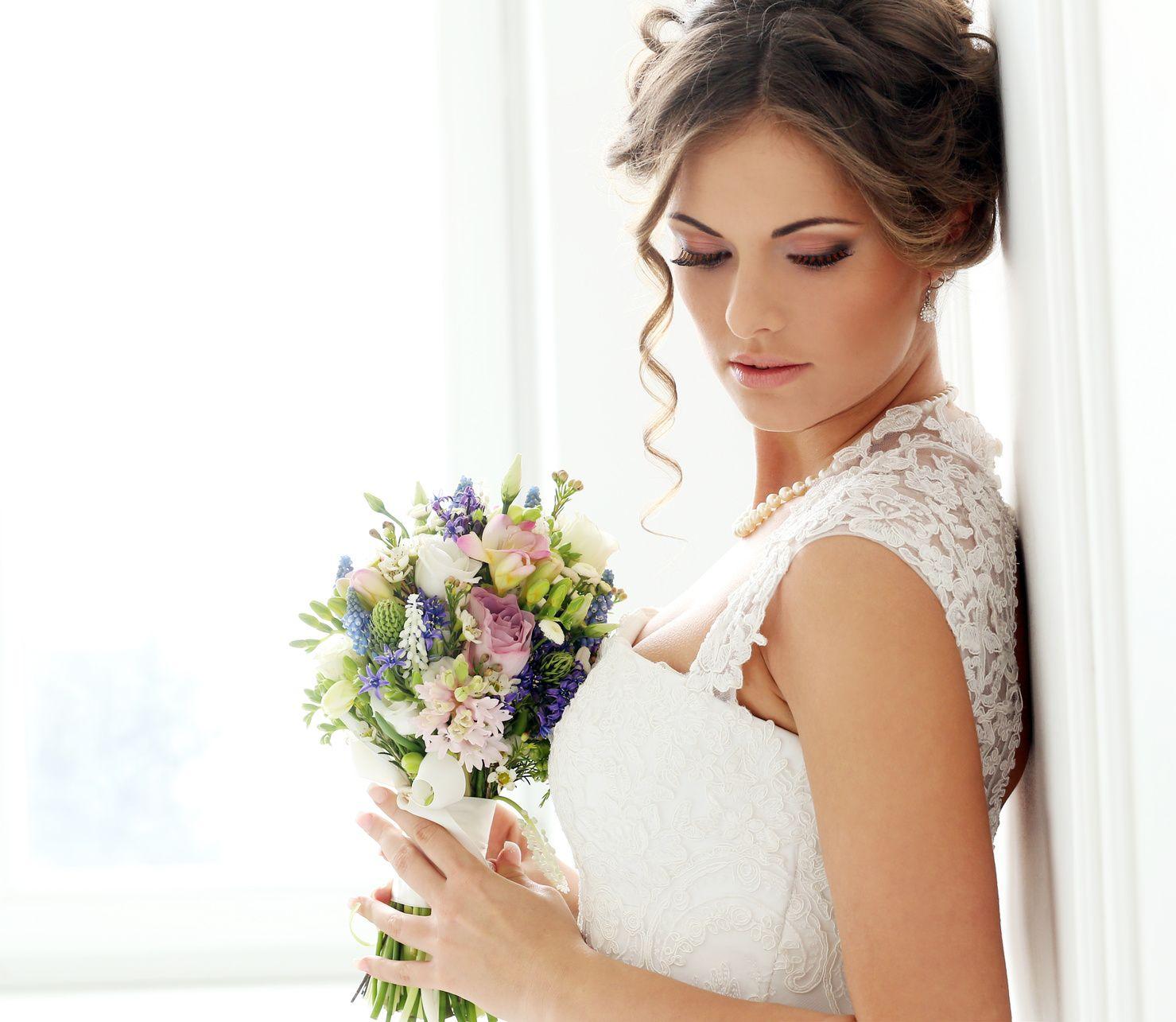 Bridal Makeup Tips and Ideas   Bridal hairstyle, Bridal make up and ...