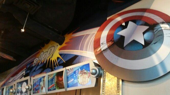 Marvel superhero island universal studios
