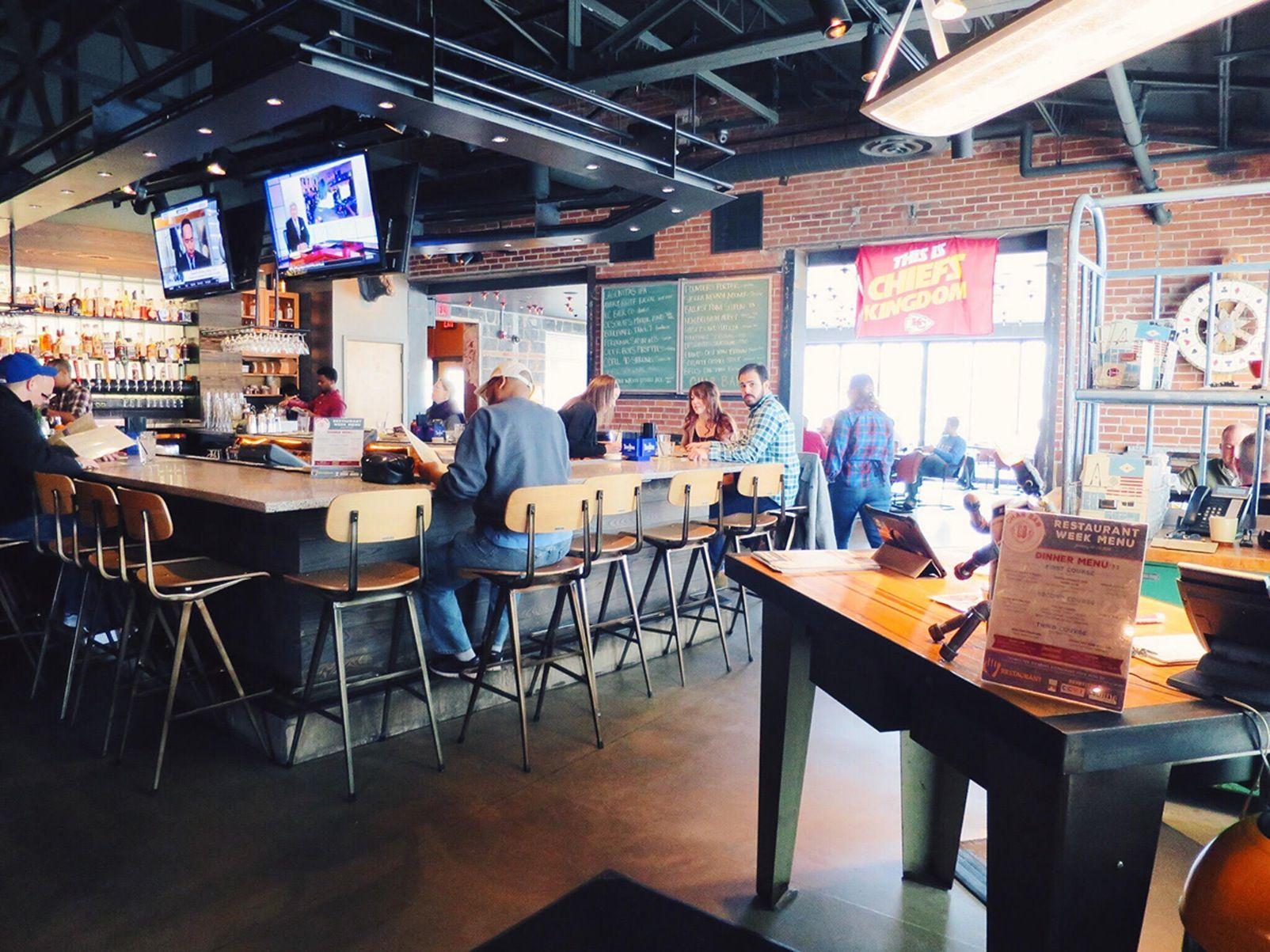 On The Grid Char Bar Westport Kansas City