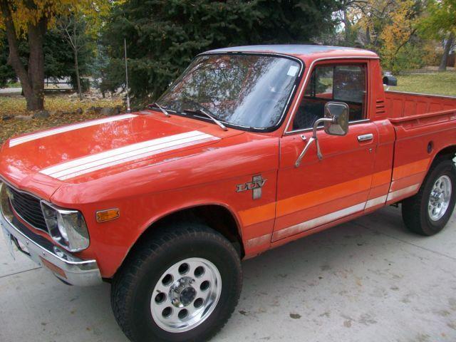 1979 Chevy Luv 4x4 Mikado Chevy Luv Classic Chevy Trucks 4x4