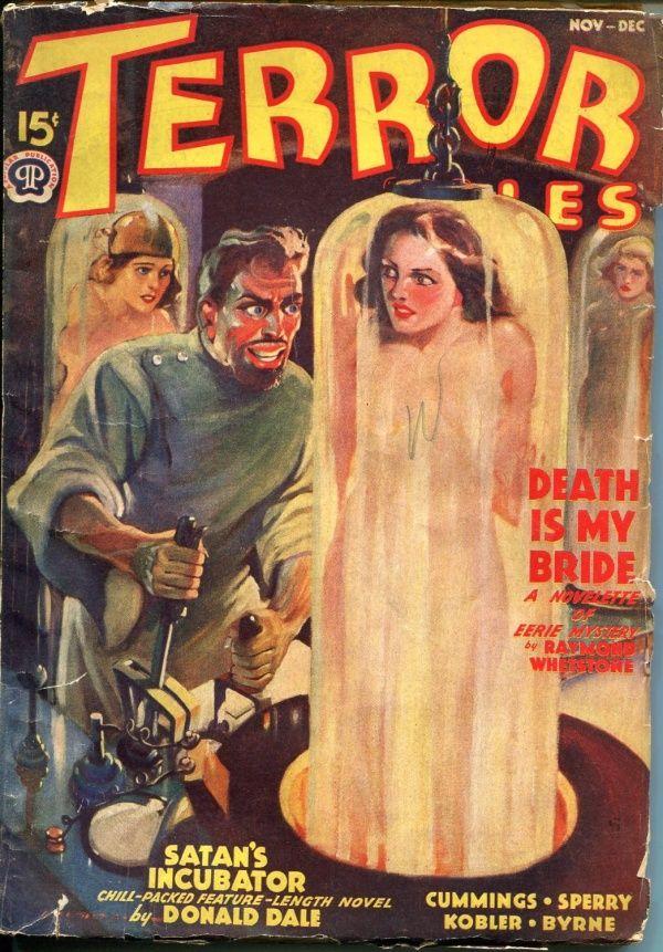 Terror Tales November 1938