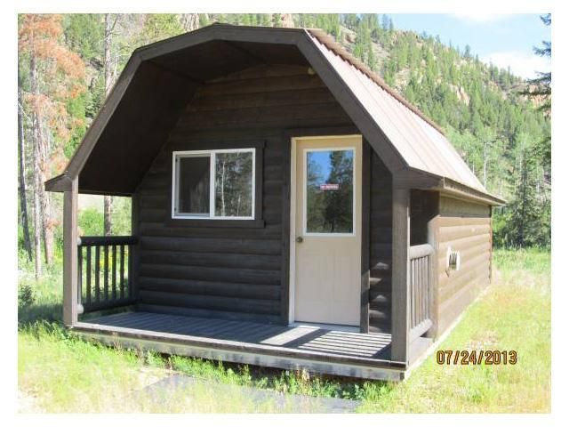 Small Movable Cabin On Skids Tiny House Listings Tiny